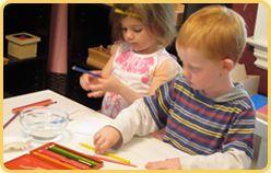 Watercolour Activity