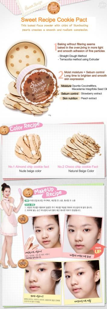 Field of Tulips: Etude House Sweet Recipe Collection