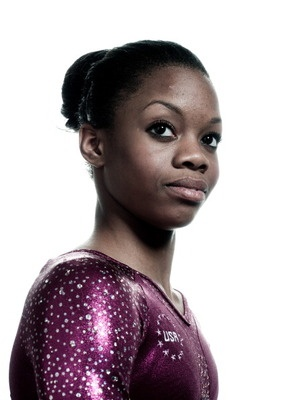 Gabby Douglas made watching the Olympics fun.  To see a young lady work as hard as she did and have such a great attitude should be inspiring to all.