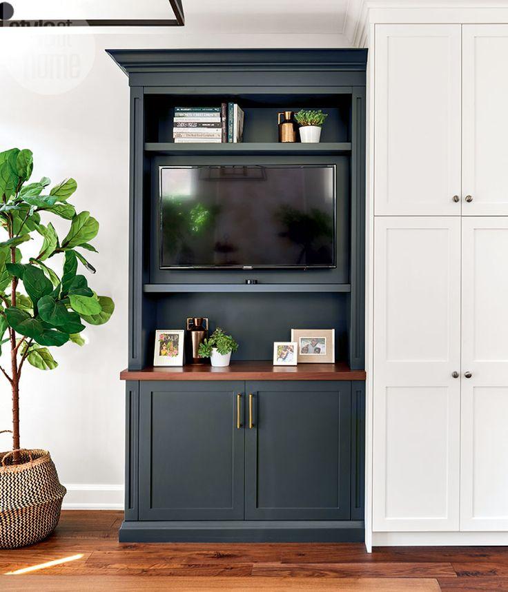 Kitchen Cabinet Tv