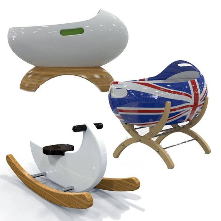Badass Bassinets, Cool Cradles and Cribs for baby.  http://ifitshipitshere.blogspot.com/2012/11/babycotpod-introduces-even-more-modern.html
