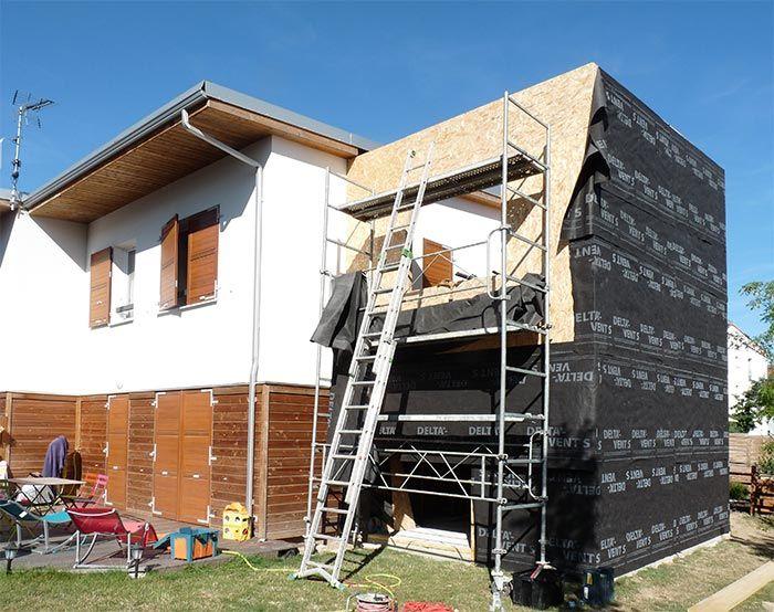 Extension D'une Maison à Toulouse – Saint-Simon (31)