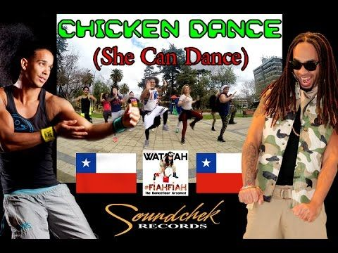 Watatah - Chicken Dance {She Can Dance} Pedro Camacho Official Choreography
