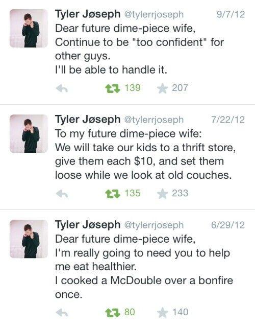 Tyler Joseph twenty one pilots