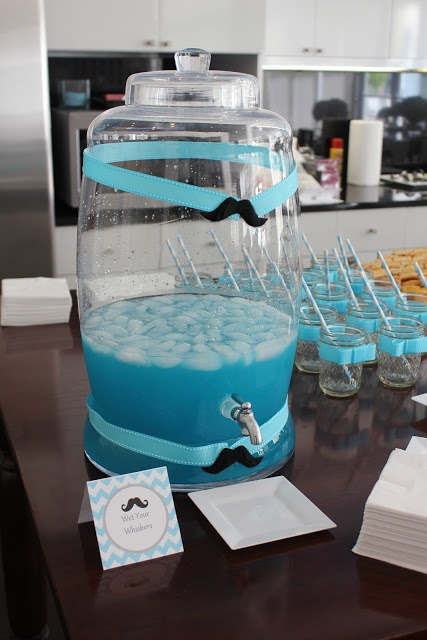 Little Man Theme Baby Shower ...more Pics On My Blog Www.OneSundayMorning