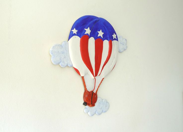 American Flag Balloon, infact we'll do this Balloon in any Nations Flag - Just ask us..!