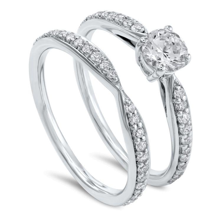 Scintillo Diamantringer