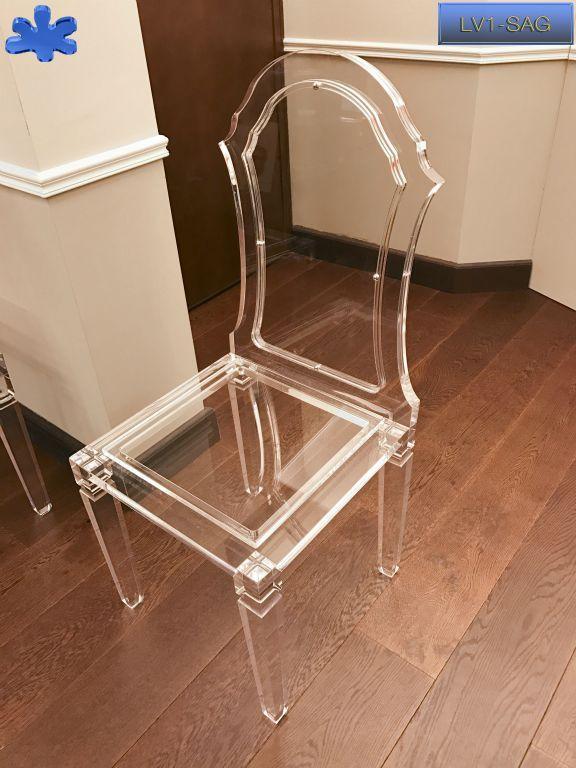 29 best acrylic chairs sedie in plexiglass trasparente for Sedie in plexiglass
