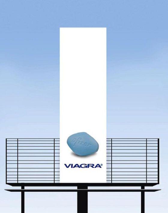 Viagra Outdoor advertisement