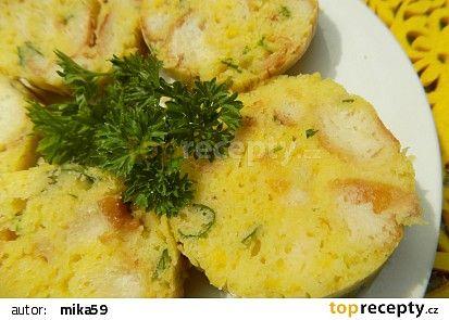 Hrnkové knedlíky z jogurtu recept - TopRecepty.cz