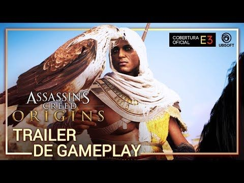 Assassin's Creed Origins: E3 2017 Trailer de Gameplay