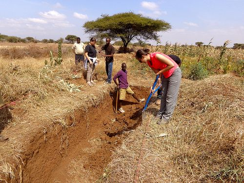 #globalservicecorps #volunteerGSC #volunteer #studyabroad #sustainableagriculture #hafirs #water #watercatchment #gardening #travel #africa #tanzania  www.globalservicecorps.org