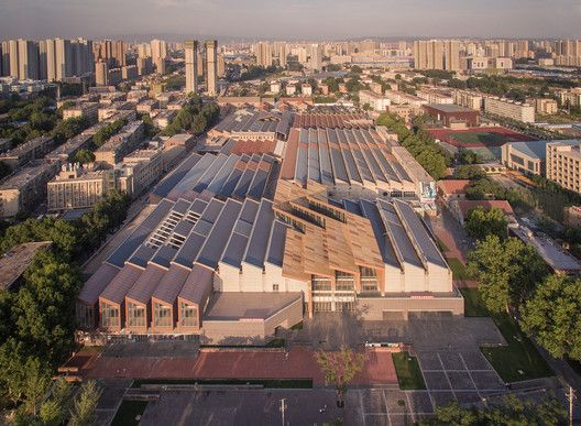 Renovation of Xi'an Dahua Textile Mill / China Architecture Design Group Land-based Rationalism D.R.C