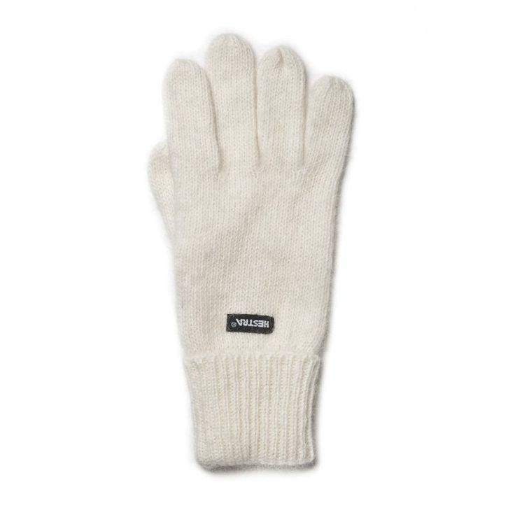 Hestra White Pancho Glove Liners