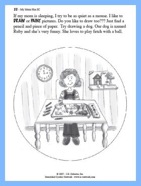 Page 22 - Quiet Time Activities