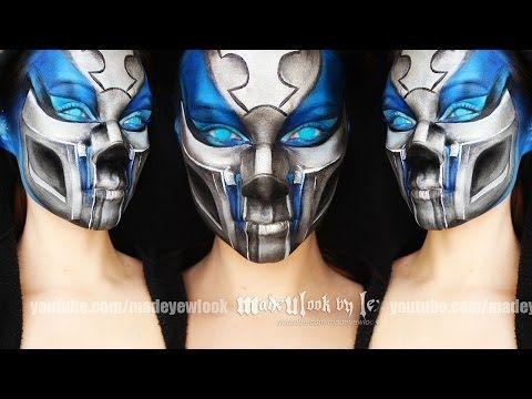 29 best Youtube: Halloween Makeup images on Pinterest   Halloween ...