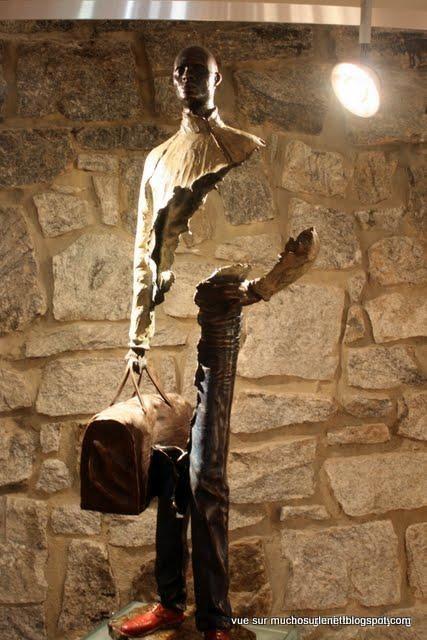Sculptures de Bruno Catalano