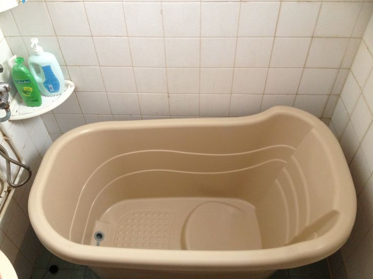 1000 images about portable bathtubs on pinterest for Bathtubs for small bathrooms