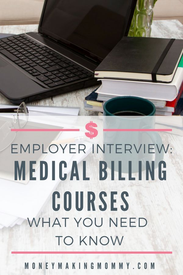 Medical Billing Courses An Interview With An Employer Medical