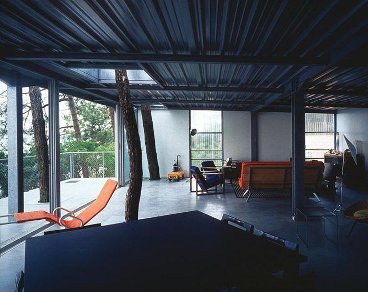 Projetos de arquitetura sustentável.