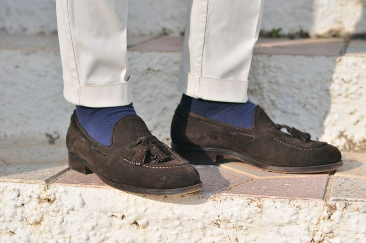 Our Tassel Loafers & Outdersen