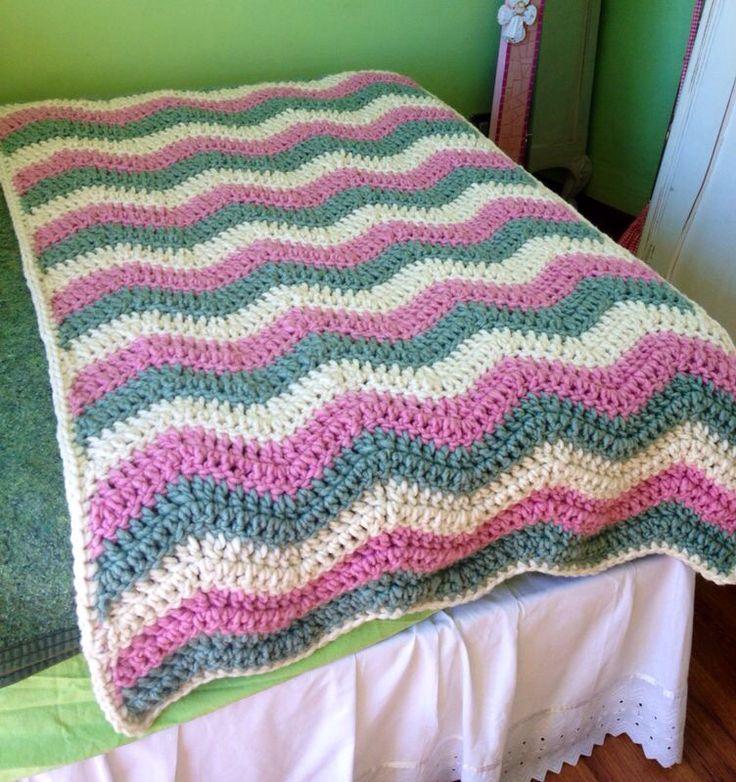 Piecera a crochet