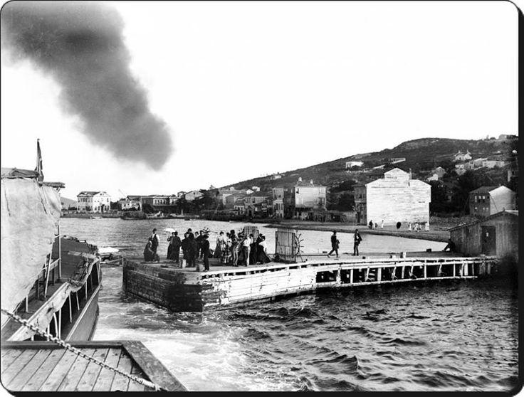 İstanbul, Kınalıada – 1900'ler