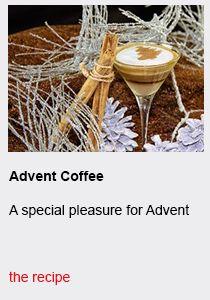 Advent Coffee - Συνταγές καφέ