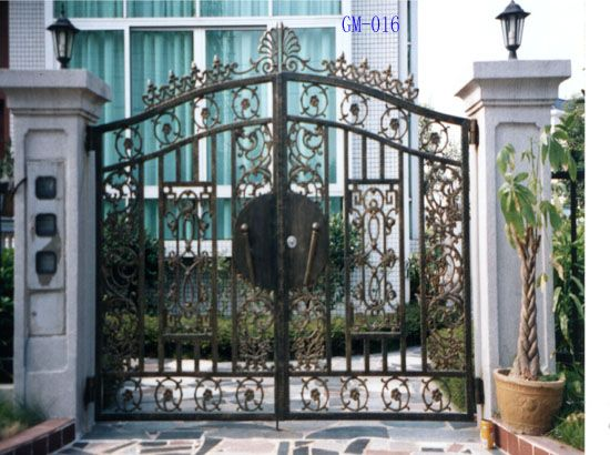 Why Choose Wrought Iron Gate