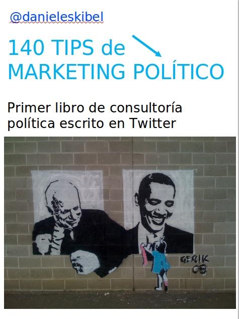 Psicología Política: 140 Tips de Marketing Político