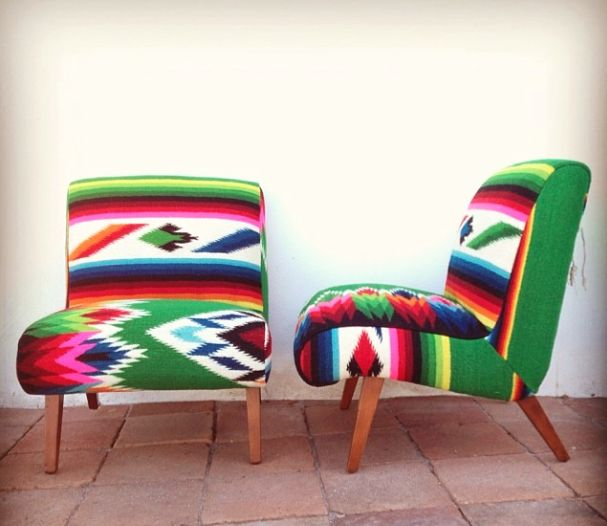 63 best Mexican Painted Furniture images on Pinterest