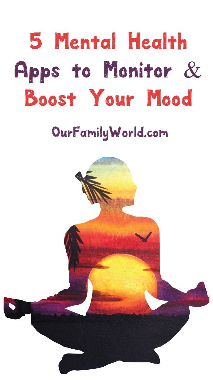 Looking for anxiety relief and self-esteem activities for women? These mental health apps will help monitor and improve your mood!