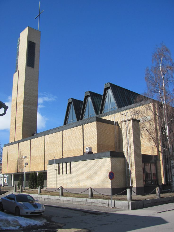Kirkko Kokkola