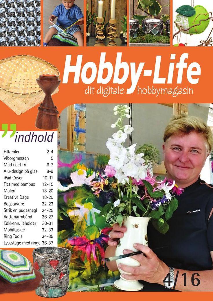 Hobby-Life nr. 1-2016 Hobby-Life nr. 4-201