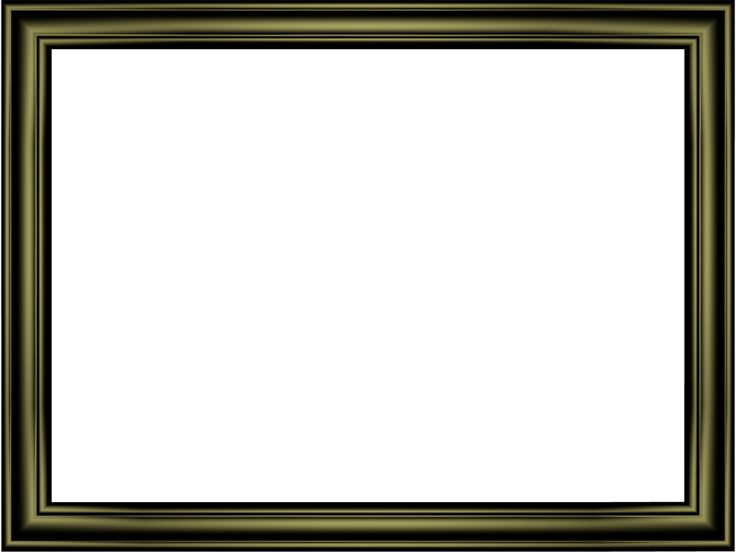 Transparent Frames And Borders