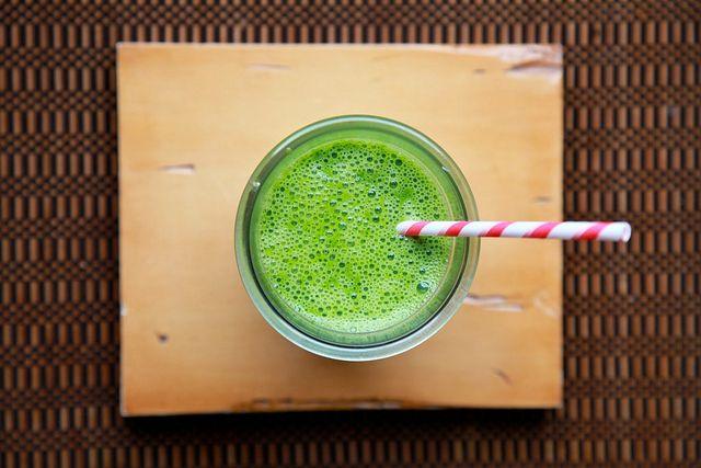 Eat (drink) more vegetables