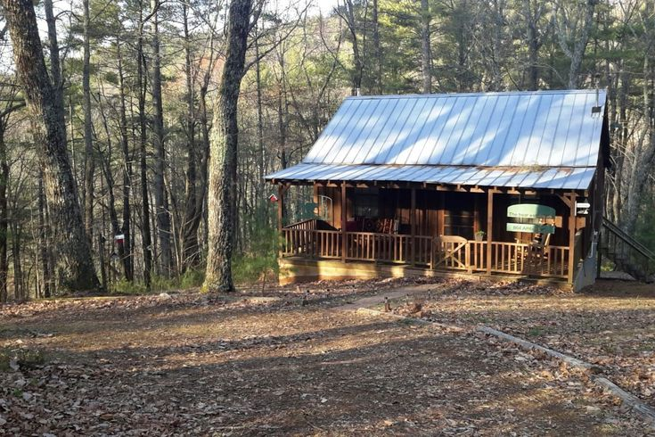 Peaceful Cabin In The Woods Cabins For Rent In Ellijay Cabins
