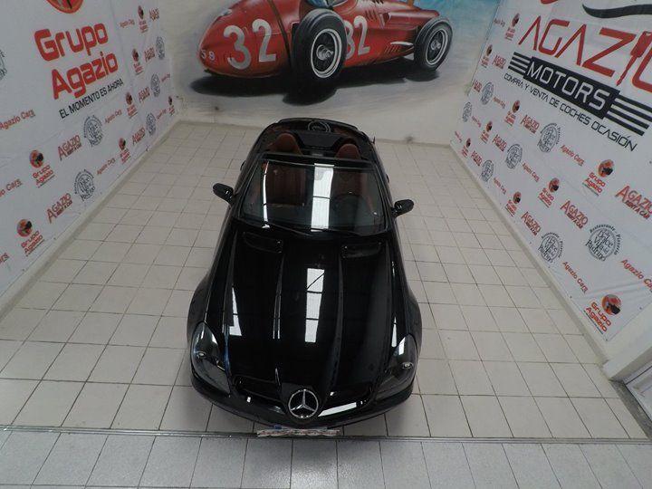 Mercedes Clase Slk 200 Kompressor Cat Cabrio Matriculacion 12