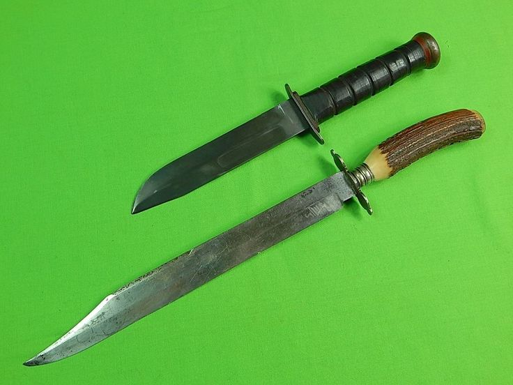 dating western knives