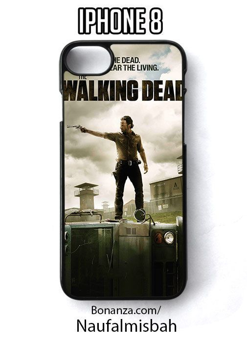 Walking Dead Fight the Dead iPhone 8 Case Cover - Cases, Covers & Skins