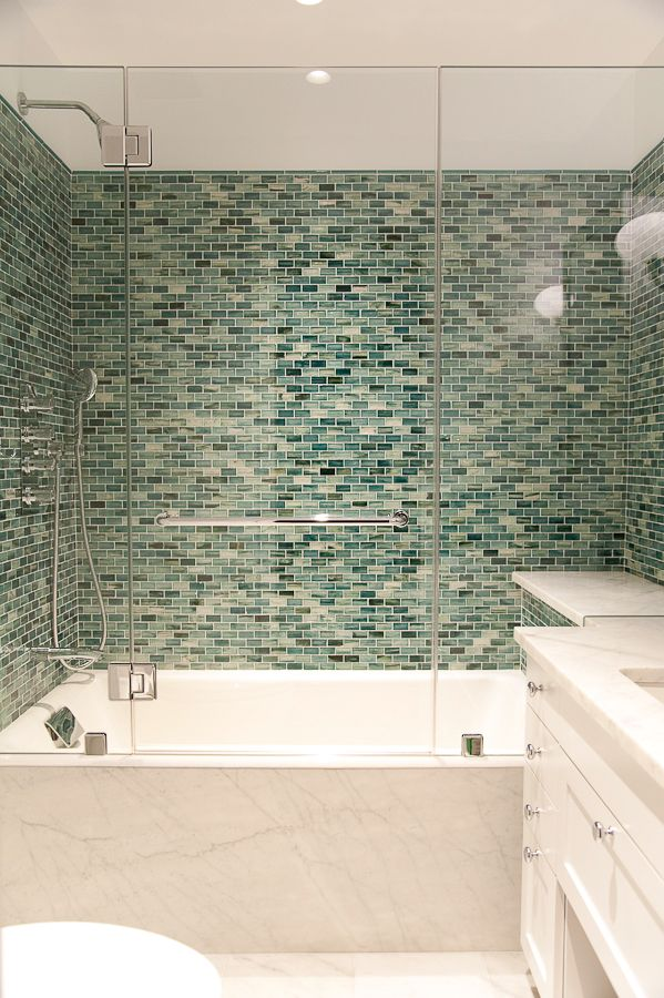 Creating The Aquatic Bathroom Design