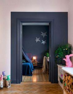 Peinture : je transforme mes portes en éléments déco