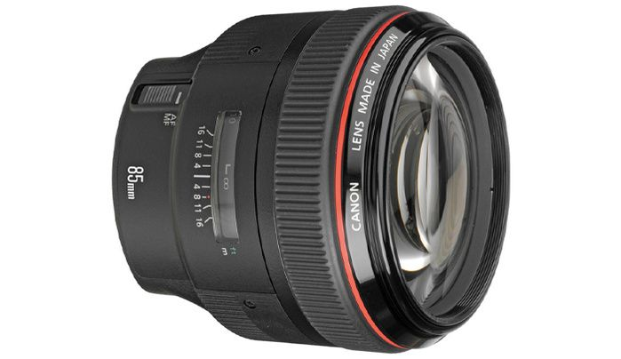 Canon to Release 85mm Portrait Lens With Image Stabilization [Rumor] ... #fstoppers #Gear #News
