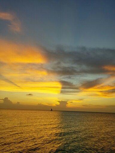 Sunset 잔지바르