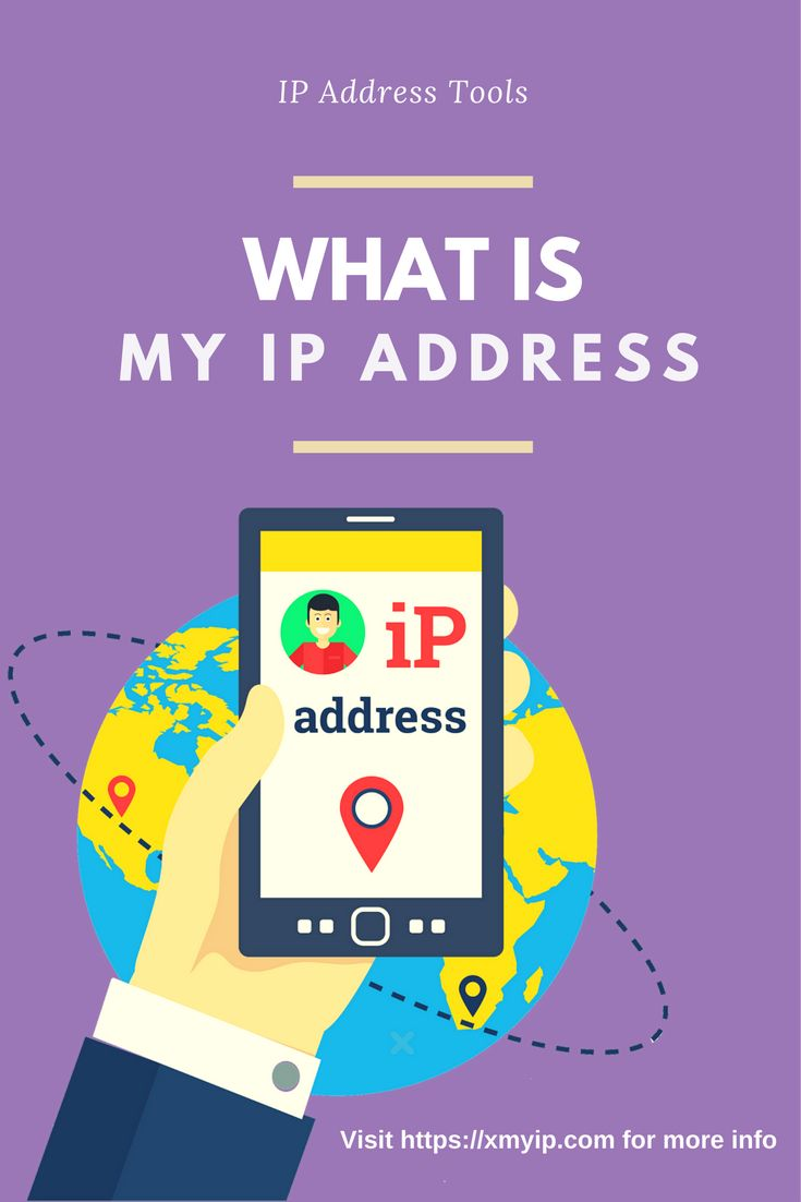 What is my IP address? Check xmyip.com! #myip #whatismyip #ipaddress