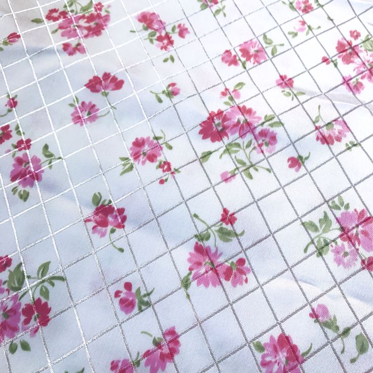Floral Satin Fabric / Pink Floral Fabric / Upholstery Fabric / Woven Fabric / Satin and Silk / Upcycled Textiles / Sewing  Supplies by MarlaHomanCollection on Etsy https://www.etsy.com/ca/listing/534093948/floral-satin-fabric-pink-floral-fabric