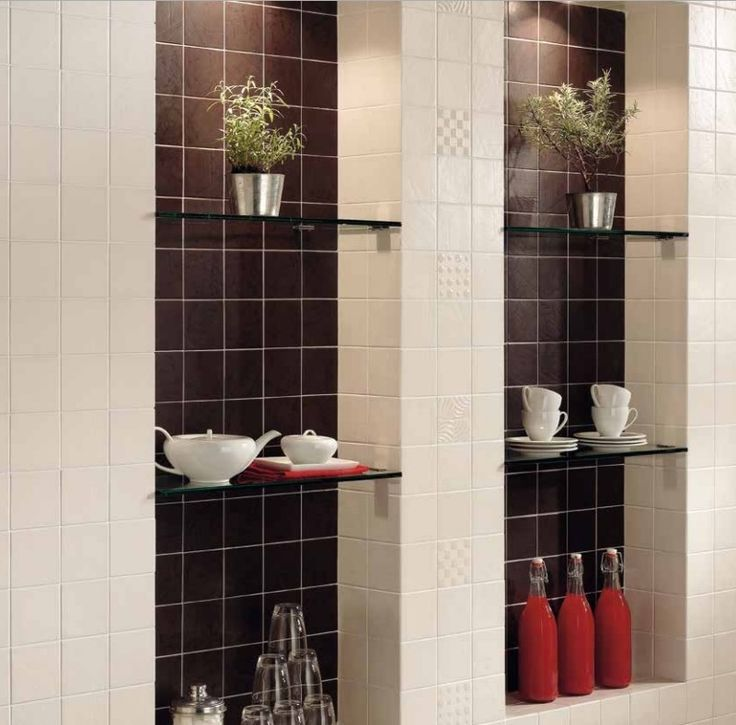Materia Ivory and Materia Wenge Kitchen Wall tiles  These stylish tiles are produced in Italy. 1000  images about Kitchen Wall Tiles on Pinterest   Kitchen walls