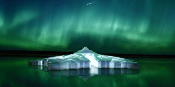 Volete andare a vedere l'#aurora #boreale? Aspettate almeno che sia terminato il #progetto realizzato da un team di #architetti olandesi: il #Krystall #Eco-Hotel...  Volete saperne di più? Cliccate qui... http://www.greenme.it/viaggiare/europa/norvegia/14054-krystall-albergo-galleggiante