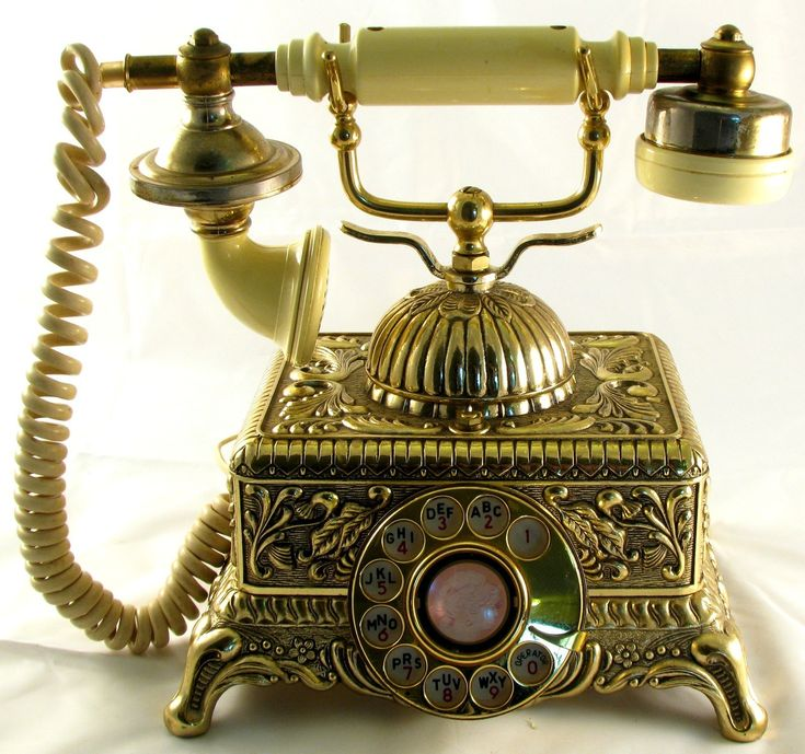 vintage french phones wiring - photo #3