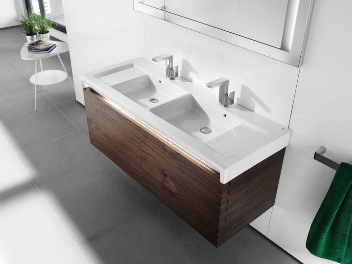 Stratum | Soluciones lavabo y mueble | Colecciones | Roca